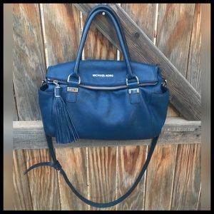 MK Authentic Navy Color