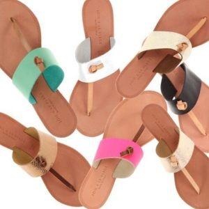 Joie a la Plage - Nice Sandals - Cognac/Pink 38.5