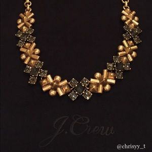 Black Friday Sale❗️J. Crew statement necklace
