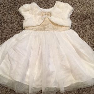 Beautiful Toddler Girl Holiday Dress!