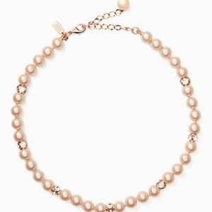 NWT Kate Spade Lady Marmalade Pearl Necklace