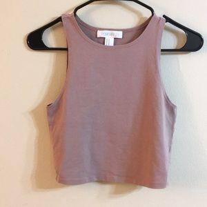 Matching 2-piece shirt/skirt