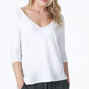 James Perse knit shirt