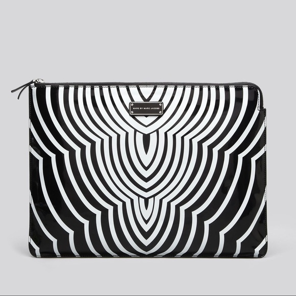 Marc By Marc Jacobs Handbags - Techno Radio Waves Laptop Case
