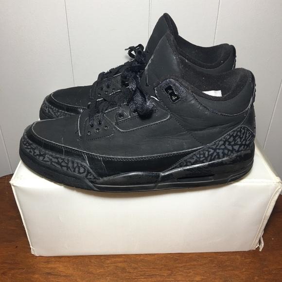 1a45319d3b7 Jordan Shoes | Air 3 Retro Black Cat | Poshmark