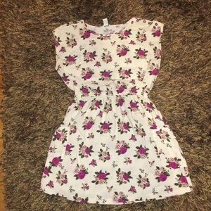 Forever 21 Floral Print Dress Size S