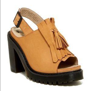 Dr. Martens Seraphina Slingback Tassle Sandal