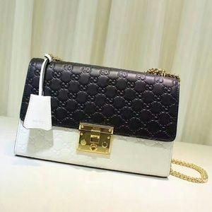 Gucci Supreme Handbag