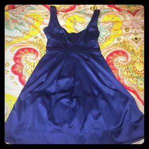 Teeze Me royal blue dress sz 7