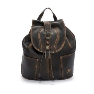 Patricia Nash Vastro Leather Backpack