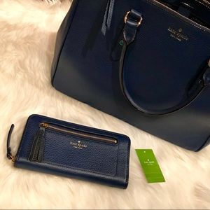 NWT Kate Spade Chester Neda wallet