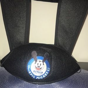 Disney Epic Mickey 2 Oswald the Lucky Rabbit hat.