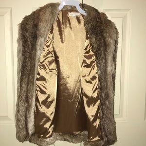 Honey Punch Fur Vest