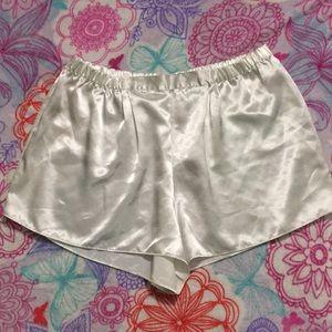 Vintage Victoria's Secret Satin Shorts 23