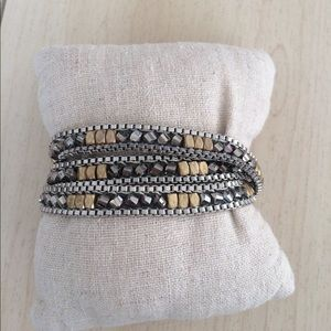 Stella and Dot Luna Wrap bracelet