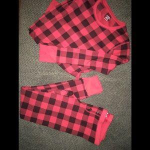 Old Navy Thermal Pajamas