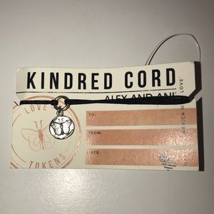 NWT Alex and Ani kindred cord