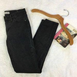 Madwell Black Washed Skinny Skinny Jeans ❣️