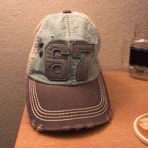 Buckle baseball hat