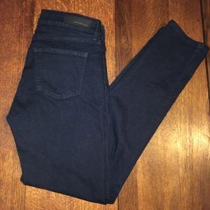Women's Calvin Klein size 6 super skinny jeans
