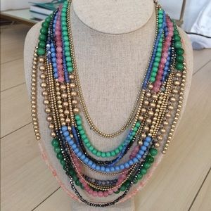 Stella and Dot Zahara Bib Necklace