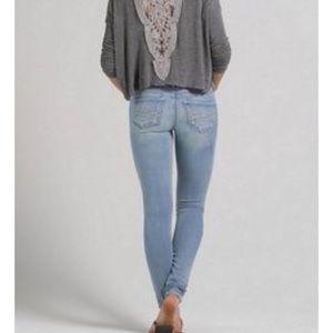 👖Hollister 'Laguna Skinny' light-wash Jeans 👖
