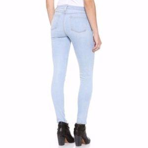 JBrand light blue skinny jeans Size 29