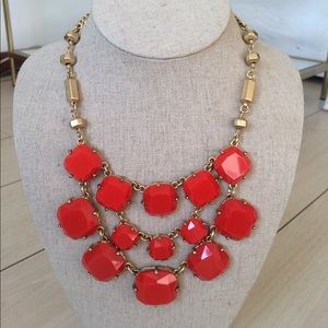 Stella and Dot Olivia Bib Necklace