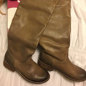 BP Tall leather boots