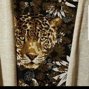 Tiger lularoe leggings