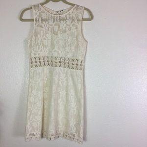 [Free People] Lace dress