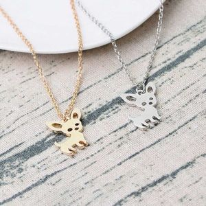 🐶 New list! 🐶 Dainty chihuahua necklace