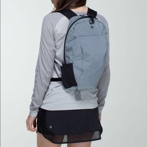 Lululemon Reflective Backpack