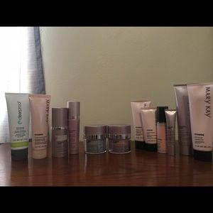 Mary Kay (price list included)