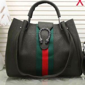 New Olive Tote Handbag