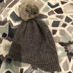 Winter Grey Hat