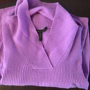 100% Cashmere BCBG Sweater
