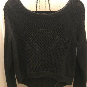 Lululemon cropped sweater