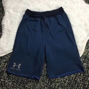 UNDER ARMOUR French Terry Shorts Sz S