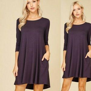 Dresses & Skirts - 🌟Long Sleeve Tunic Dress🌟