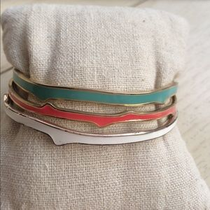 Stella and Dot Carrie Bangles