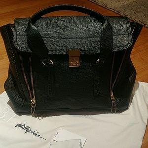 3.1 Phillip Lim Pashli Large Satchel 100% leather