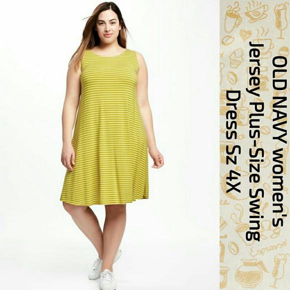 Old Navy Dresses Womens Plussize Swing 4x Poshmark