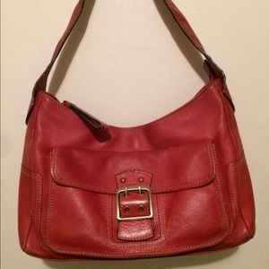 Franklin Covey 100% Leather Bag