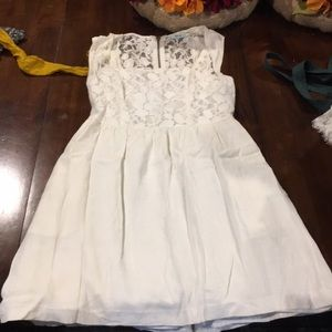 Urban Outfitters lacy dress