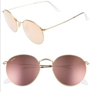 Ray-Ban 53mm round glasses