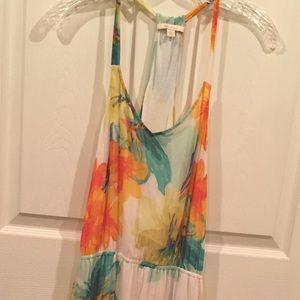 Ella Moss summer maxi dress