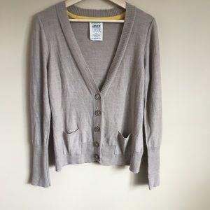 Levi's Merino Wool Cardigan