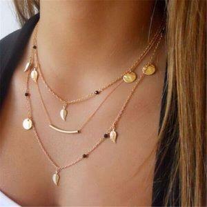 🎀New list! 🎀 Triple BoHo necklace