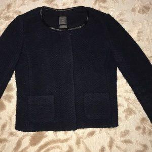 Navy blue gap jacket